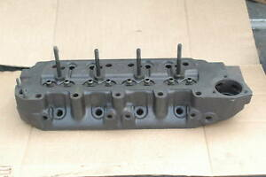 Mg Midget Engine Cylinder Head 1275 12g1316 Mag Good Cracks