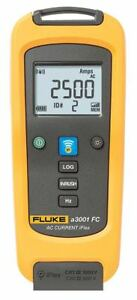 Fluke Clamp On Digital Wireless Clamp Meter Module 10 Jaw Capacity Cat Iv