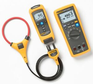 Fluke Clamp On Digital Wireless Clamp Meter Module Kit 10 Jaw Capacity Cat Iv
