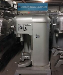 Hobart 60qt Mixer With Power Bowl Lift 220v 3ph