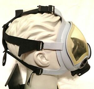 Msa Gas Mask Nbc Cbrn Protection W Drink Tube