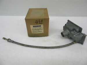 Nos Waltham Watches Speedometer Frame Assembly 6364 Dp