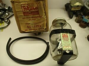 Nos 1950 1946 1948 Ford Windshield Washer Parts Fomoco 1949 1947 50 46 48