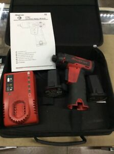 Snap On Cts661 1 4 7 2v Screwdriver Ctb6172 Batteries And Charger