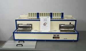 Medite Cot 20 Continuous Linear Stainer Closed Model Charcoal Filter 20 500