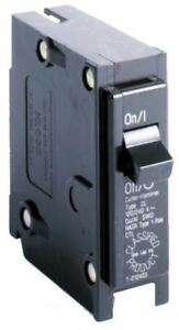 Eaton Cl120cs 20 Amp Single Pole Ul Classified Replacement Breaker