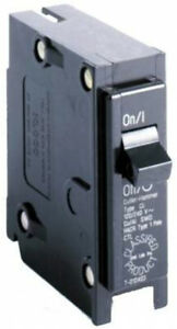 Eaton Cl115cs Single Pole 15 Amp Classified Breaker
