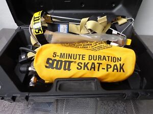 New Scott Air pak 2 2 W filled Tank Tc 13f 181 mask Not Included 803572