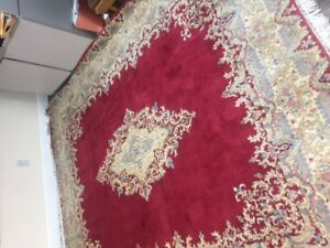 Fine Persian Kerman Rug 100 Wool Certified Value 5800