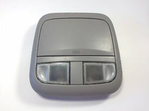 2000 2006 Nissan Sentra Overhead Console Dome Lt Gray 00 01 02 03 04 05 06 Oem