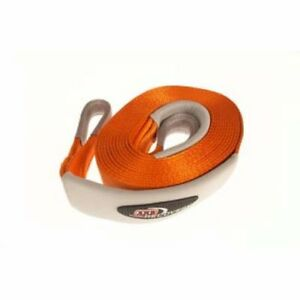 Arb Arb710lb Recovery Snatch Strap Orange 24 000 Lbs Capacity