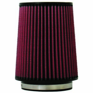 Injen X 1022 br High Performance 5 Air Filter 6 1 2 Base 8 Tall 5 1 2 Top