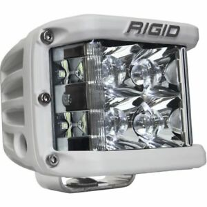 Rigid Industries 861213 D ss Series Pro Spot Light Surface Mount White Led