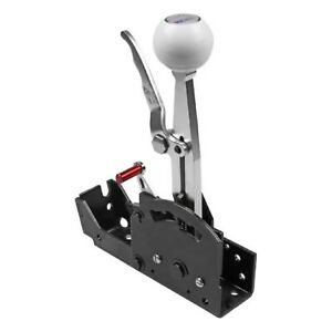 B m Pro Stick Automatic Shifter W Cable Bracket For Gm Powerglide Transmissions