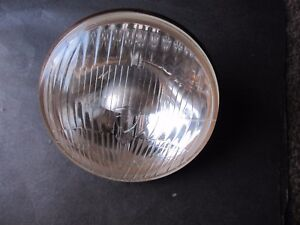 Sev Marchal Asymmetrical European Code Optique 5 Headlight