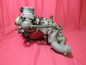 ultra Rare Mercedes 190 2 3l Intake And 175cd Stromberg Pierburg Carb