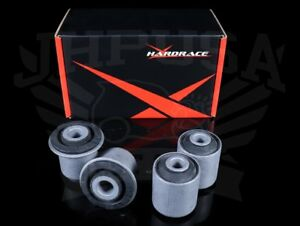 Hardrace Front Lower Control Arm Bushings 1999 2000 Honda Civic Si Ek Em1 7200