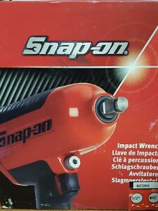 Snap On Impact Wrench Mg725