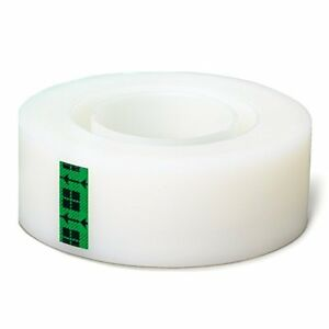 Scotch Magic Matte Finish Tape Writeable 3 4 X 1000 Inches Boxed 24 Rolls