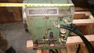 Hiperdex 360 Precision 12 Heavy Duty 4 Th Axis Rotary Indexer Cnc