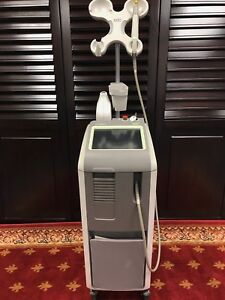 Dec 2009 Cutera Xeo Capable Of Many Types Of Treatments With Pearl Fractional