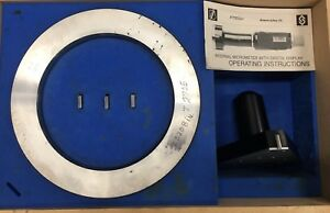 Fowler 54 335 204 Bowers Sylvac Bore Gage Head Only Set 7 01 8 03 178 205mm