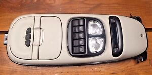 2000 2005 Chevy Montana Oldsmobile Silhouette Overhead Console W Homelink