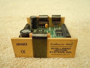Intelligent Motion Systems Im483 Micro Stepper Drive