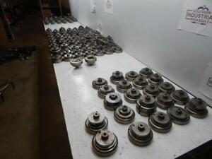 Punch Press Tooling Wilson Amada Approx 150 Pcs Round Oval Other Die 4 15 16