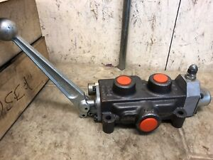 Cross Manual Hydraulic Directional Control Valve For John Deere Part 108524