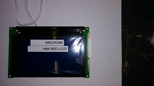 Hm550 Cryostat Microm Lcd Display Board Brand New