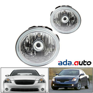 For 2002 2003 2004 Nissan Altima 2003 2007 Murano fx35 fx45 Fog Lights Pair
