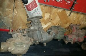 Various Tractor Carburetors Zenith Marvel Schebler