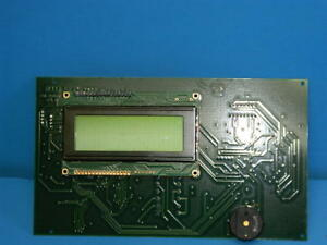 Edwards Est Rlcd Remote Annunciator Fire Alarm Replacement Board