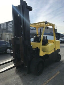 2008 Hyster S155ft 32 Cushion Tire Forklift Used b4755