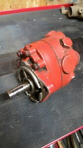 Used Hydraulic Pump Massey Ferguson 540 510 410 300 550 252569m93