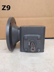 Baldor Mgr0131b058 M35c Right Angle C face Gear Drive speed Reducer 1hp 5 1