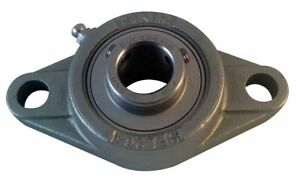 Ntn Flange Bearing 2 bolt Ball 1 1 4 Bore Sucfl207 20