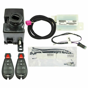 Factory Remote Complete Start Kit Chrysler Dodge Grand Caravan Town Country