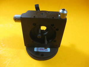 Klinger Microcontrole Optical Lens Xy Positioner Used