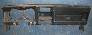 1971 1972 1973 Ford Mustang Mach 1 Lower Dash