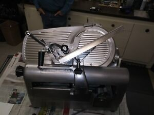 Hobart Automatic Commercial Meat Cheese Deli Slicer Model 1712