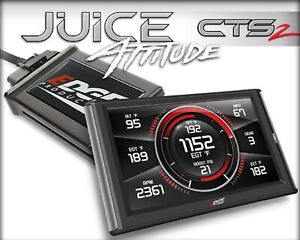 Edge 31502 Cts2 Juice W Attitude Module Controller For 03 04 Dodge Cummins 5 9l