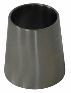 Vne T316l Stainless Steel Concentric Reducer Butt Weld Connection Type 1 1 2