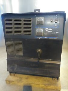 Miller Cp 302 Mig Welder 300 Amp 200 230 460v 100 Duty Cycle Used Condition