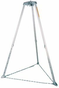 Miller Confined Space Tripod 108 Height Range 90 Base Radius Range 400 Lb