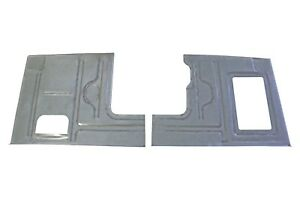 1953 1954 1955 Ford Pickup Truck F 100 Front Floor Pans New Pair 53 54 55