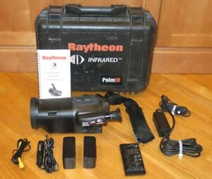Raytheon Thermal eye 250 palm Ir 250d Digital Thermal Imaging Camera Flir