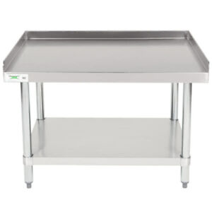 30 X 36 Stainless Steel Commercial Restaurant Kitchen Equipment Stand
