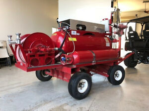 Portable Fire Suppression Fire Fighting System